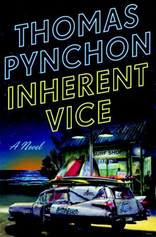 inherent vice book analysis essay
