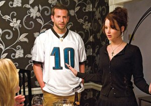 Cooper and Lawrence Silver Linings Playbook