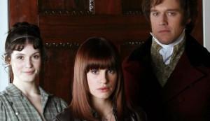 Lost in Austen trio
