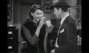 big-sleep-dorothy-malone-humphrey-bogart-toasting
