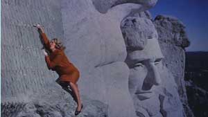 North by Northwest - Saint on Rushmore