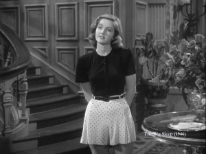 The Big Sleep Martha Vickers
