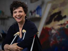 Words and Pictures Juliette Binoche